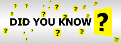 Did you know…? Chiropractic Edition – Volume 2