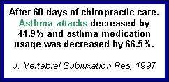 Chiropractic cannot destroy the bacteria