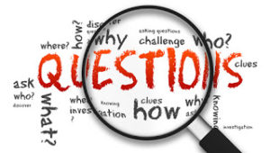 Questions - Chiropractic