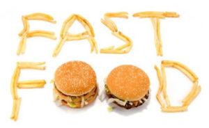 Eating an Unhealthy Diet