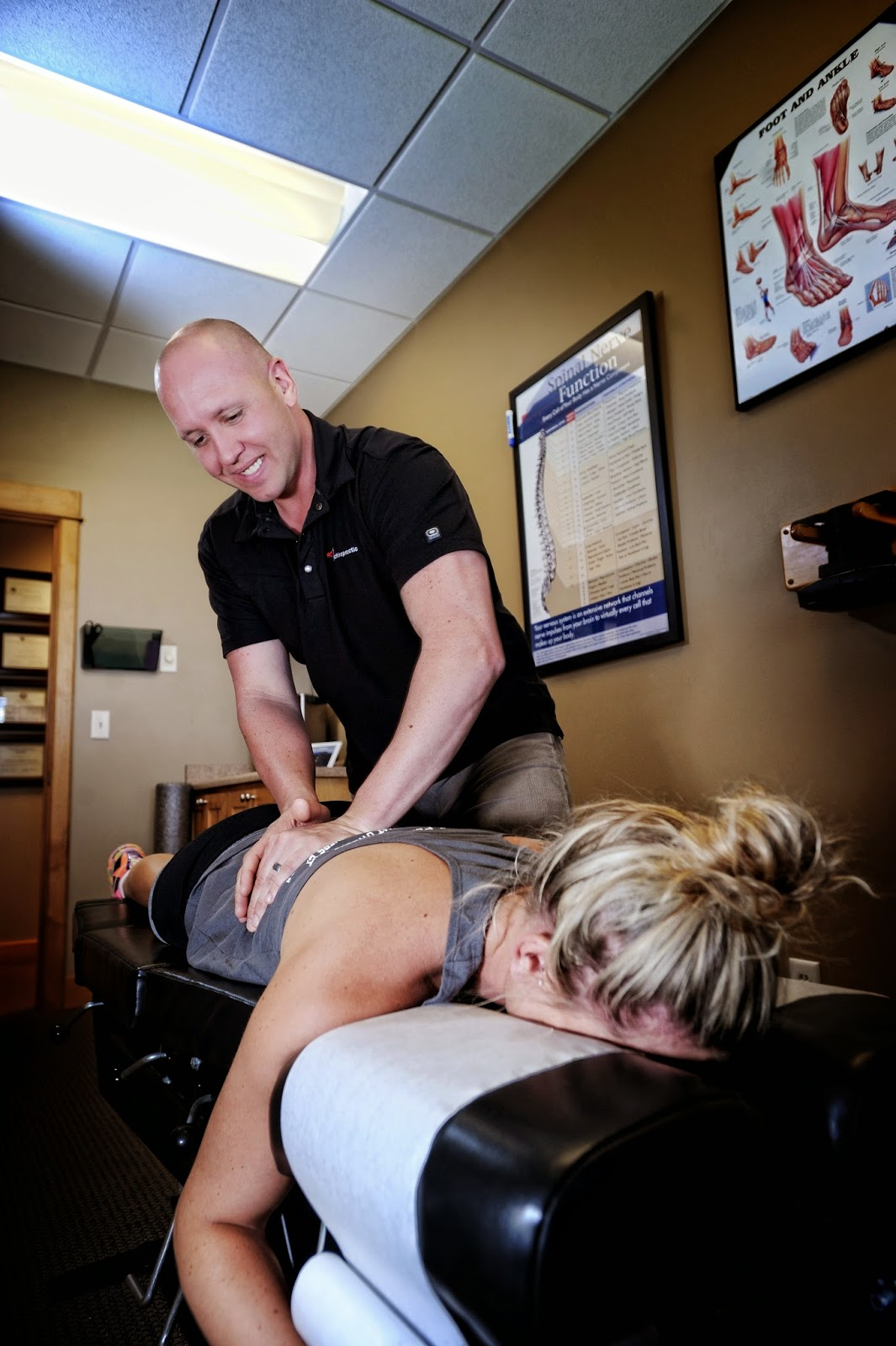 Chiropractic Joint Manipulation