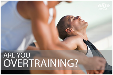 Are You Over-Training?