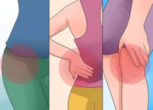 Confirm that your hips are misaligned