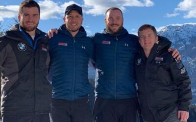 Pro Chiropractic Celebrates Dr. Jon Wilhelm Being Selected to Work with USA Bobsled Skeleton Team for 2018 – 2019