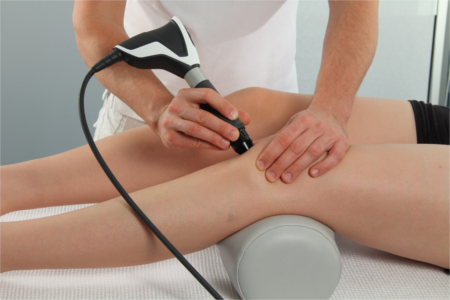 What does Pulse Wave Therapy Feel Like