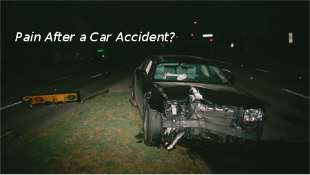 Pain After a Car Accident