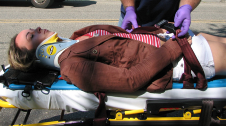 Spinal Injury First reaponder
