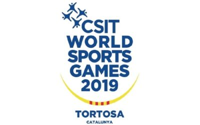 Dr Jonathan Wilhelm Provides Sports Chiro Services at 2019 CSIT World Sports Games in Tortosa Spain