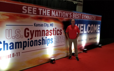 Bozeman Chiropractor Dr. Jon Wilhelm Successfully Works With Athletes at USA Gymnastics National Championships