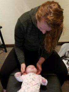 Infant Chiropractic - Dr Jenny Noordsman, Pro Chiro Bozeman, MT
