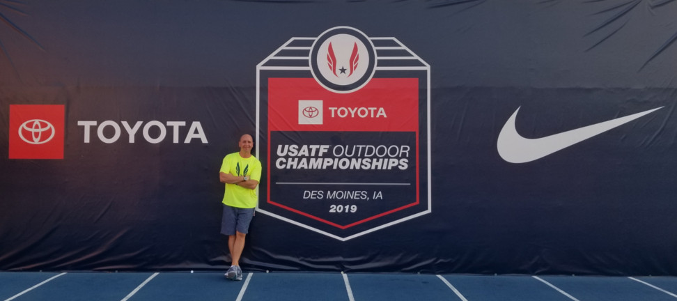 Dr. Jon Wilhelm Selected by USATF to Provide Sports Chiropractic Care at 2019 USA Track and Field National Championships