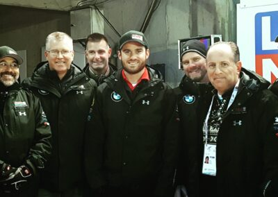 USA Bobsled Skeleton Coaching and Medical Staff
