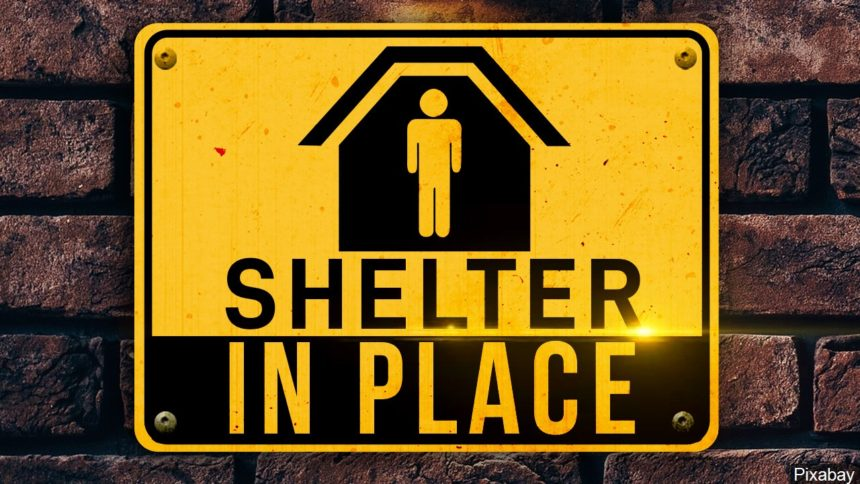 Shelter in Place Notification