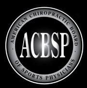 Dr. Forrest Allen Achieves Certified Chiropractic Sports Physician® (CCSP®) Designation