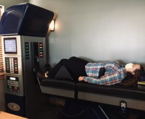 What can I expect during a DRX9000™ treatment - ProChiro Bozeman, MT