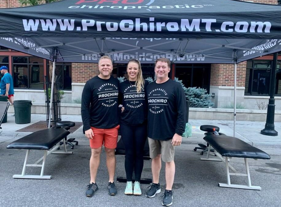 Pro Chiropractic Offices are Dedicated to Serving the Local Community
