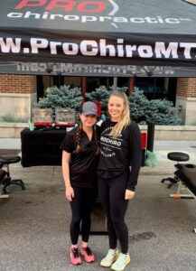 Pro Chiropractic Offices are Dedicated to Serving the Local Community - Annual Sweet Pea 5k and 10k
