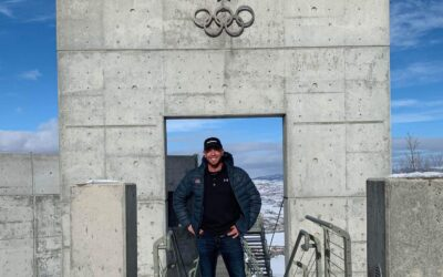 Dr. Jon Wilhelm Invited To Provide Sports Chiropractic Services At USA Bobsled Skeleton National Team Trials in Park City, Utah